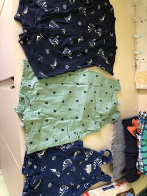 Boys clothes 12-18 months for Sale in Hudson, FL