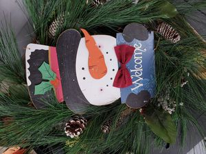 Christmas wreath for Sale in Chantilly, VA