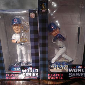 2016 Chicago Cubs Kris Bryant Bobblehead for Sale in Chicago, IL