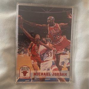 NBA Hoops Michael Jordan Skybox Rare Collectable for Sale in Long Beach, CA