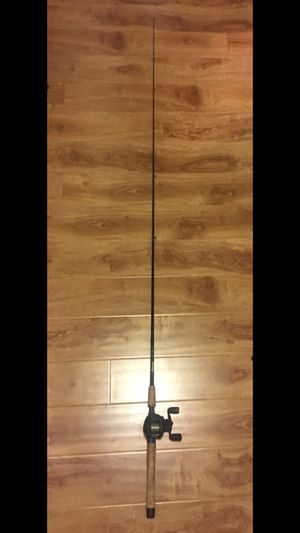6'6 Lamiglass With Abu Garcia Pro Max3 reel for Sale in Elk Grove, CA