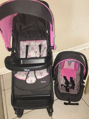 stroller and car seat for Sale in Jefferson, LA