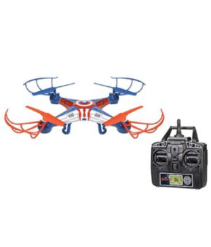 World Tech Toys 2.4Ghz Marvel - Captain America Sky Hero 4.5 Channel RC Drone. FIRM PRICE for Sale in Indianapolis, IN