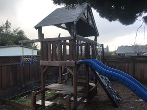 Swing set club house for Sale in San Leandro, CA