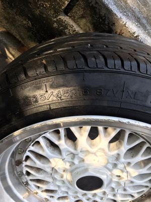 Rims and tires for Sale in Bellview, FL
