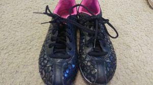 Nike Girl's Size 7 Black Cheetah Print Sneakers for Sale in Durham, NC
