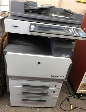 Konica Minolta Bizhub C252 Color Printer/Copier/Scanner/Fax for Sale in College Place, WA