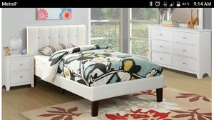 Twin bed. New for Sale in US