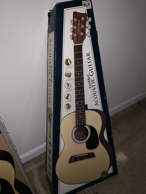 Acoustic guitar for Sale in Riverdale, MD