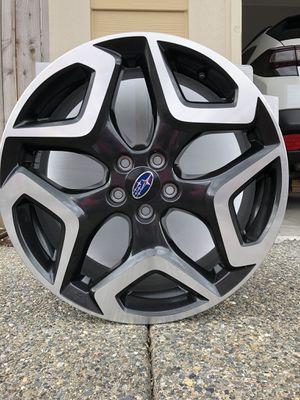 Stock 2019 Subaru Crosstrek Wheels. for Sale in Edgewood, WA