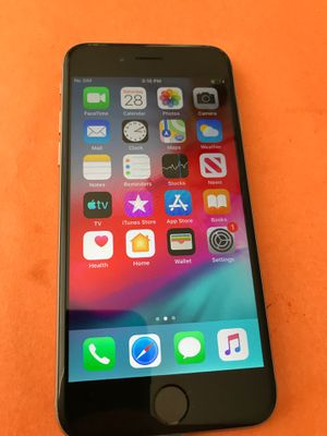 Apple iPhone 6 16gb space gray unlocked clean imei for Sale in Corona, CA