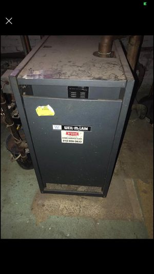 Heater boiler for Sale in Dearborn, MI