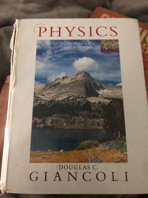 PHYSICS principle with applications 7th edition for Sale in Portland, OR
