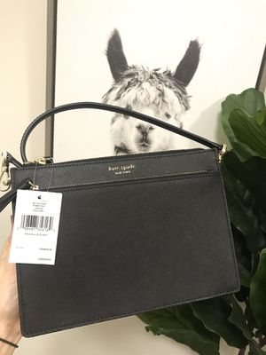 Black Kate Spade messenger bag purse for Sale in San Diego, CA