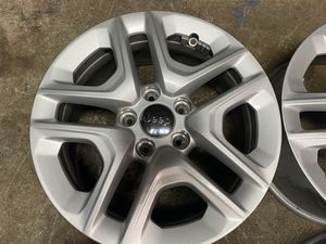 16x6.5 5-110 ET40 2020 Jeep Compass Take Off Wheels for Sale in Canal Winchester, OH
