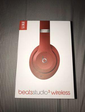 Beats studio 3 wireless for Sale in Rockville, MD