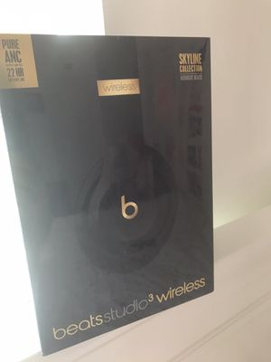 BEATS STUDIO3 WIRELESS HEADPHONE for Sale in Aventura, FL