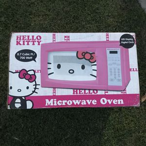Hello Kitty Microwave for Sale in West Covina, CA