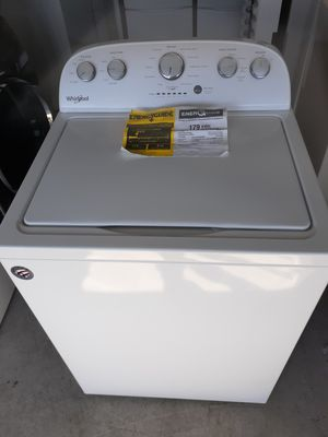New Whirlpool washer for Sale in Las Vegas, NV