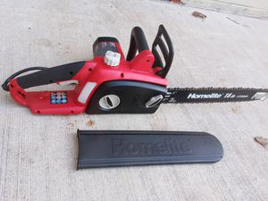 Chainsaw new electric for Sale in Houston, TX
