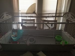 Animal cage 3ft 9/1/2 inches by 1ft 1inch for Sale in Dallas, TX