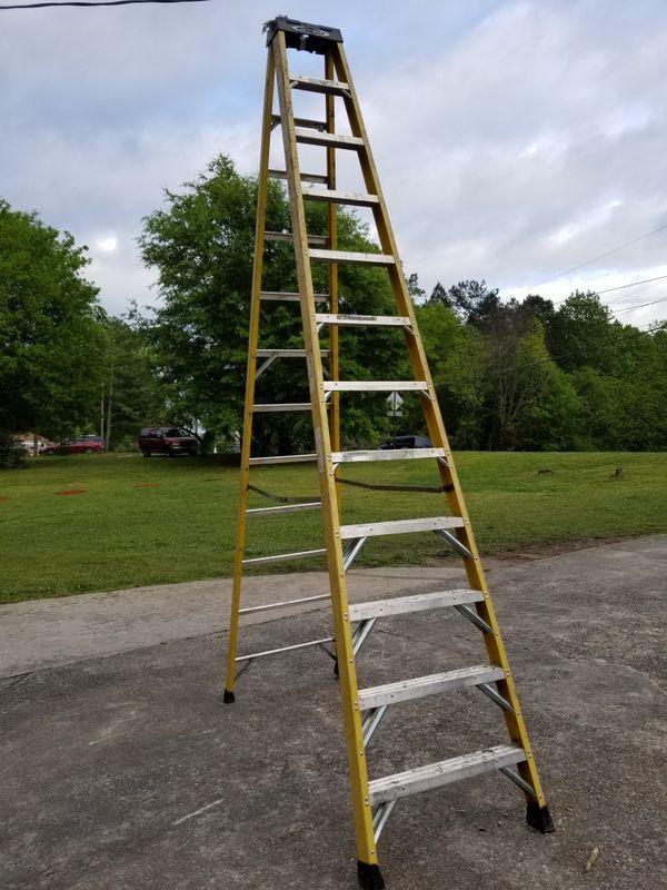 Werner 12ft ladder