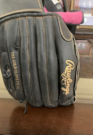 Baseball lefty glove for Sale in Fontana, CA