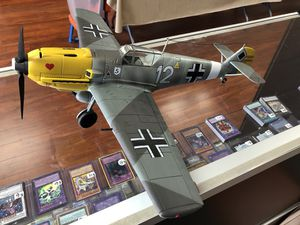 WWII German Messerschmitt BF-109 Fighter Plane The Ultimate Soldier 32X 21st Century Toys 2000 for Sale in La Habra Heights, CA