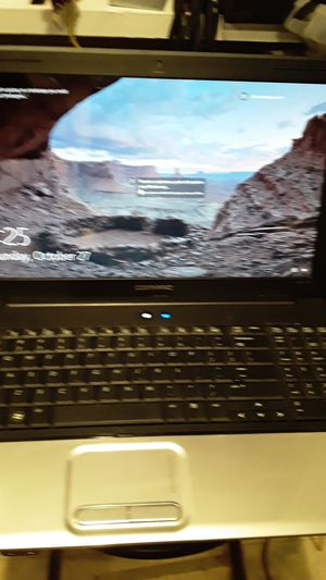 Compaq CQ61 w/ case new battery and OEM charger for Sale in El Cajon, CA