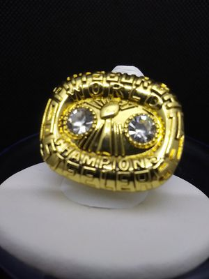 Pittsburgh Steelers Harris Ring Size 11 for Sale in Grove City, OH