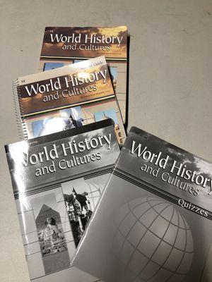Abeka - 10th Grade History for Sale in El Cajon, CA