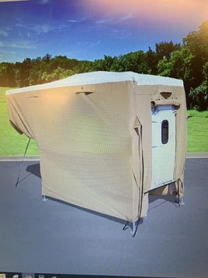 Truck camper cover for Sale in Puyallup, WA