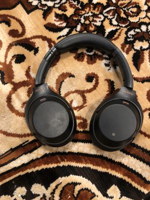Sony WH-1000X M3 (Need Gone ASAP) for Sale in Tacoma, WA