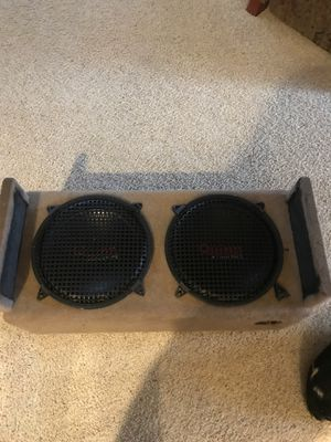Two 12 inch Quinn Subwoofers for Sale in Vancouver, WA