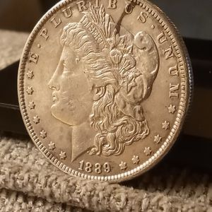 1889 Morgan Silver Dollar for Sale in St. Louis, MO