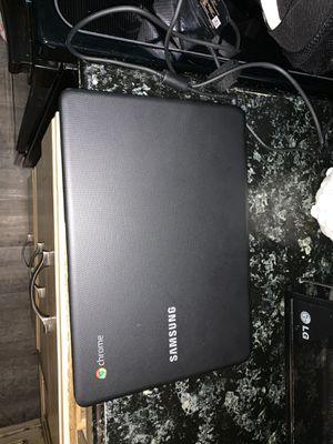 Samsung Chrome Notebook Model XE500C13. *Like New for Sale in Flushing, MI
