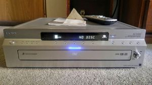 Sony NC555ES High End DVD/CD/SACD Player! for Sale in Kent, WA