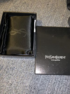 Yves Saint Laurent coin purse for Sale in Mountainside, NJ