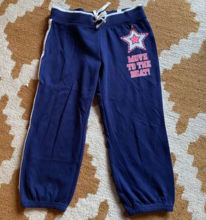 Justice for girls size 14 regular capri joggers nwt for Sale in Aliquippa, PA