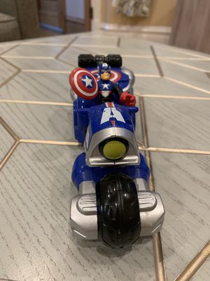 Imaginext Captain America for Sale in Chicago, IL