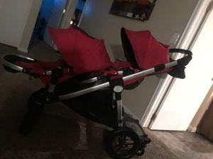 City select double stroller for Sale in Bountiful, UT