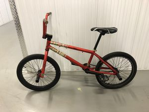 BMX Kink Curb Red for Sale in Washington, DC