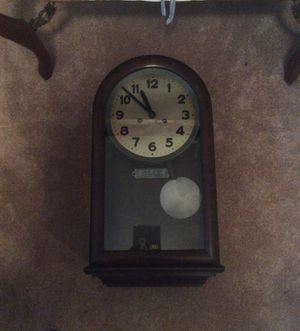 Beautiful old clock works for Sale in WA, US