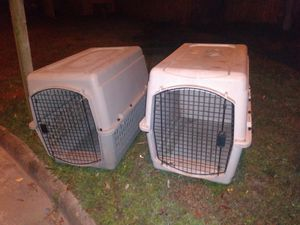 2 Large Dog Crates for Sale in Virginia Beach, VA