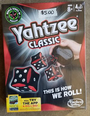 Yahtzee Classic for Sale in Manassas, VA