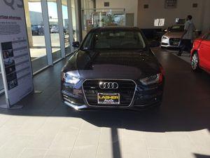 2014 Audi A4 for Sale in Sacramento, CA