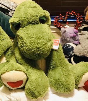 Stuffed Animals / New With Tags / $55 For All / Pick-up in Cedar Hill / No Trades / Pick-up Only for Sale in Cedar Hill, TX
