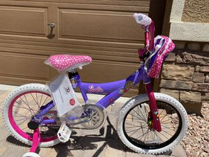 """BRAND NEW 18"""" GIRLS BICYCLES for Sale in Las Vegas, NV"""