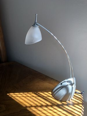IKEA Silver Desk Lamp / Light for Sale in Aurora, IL