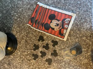 Mickey and minnie mouse party supplies and ears for Sale in Monterey Park, CA